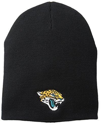 Nfl Jacksonville Jaguars '47 Brand Beanie Knit Hat (Black, One Size) front-1066511