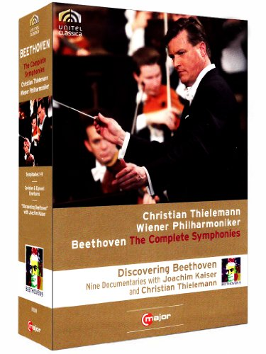 Symphonies 1 - 9 [Blu-ray]