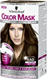 Schwarzkopf Color Mask 550 Golden Brown