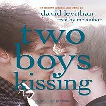 Two Boys Kissing   Livre audio Auteur(s) : David Levithan Narrateur(s) : David Levithan