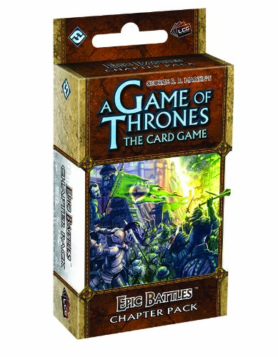 A Game of Thrones LCG: Epic Battles Chapter Pack (Revised Edition)