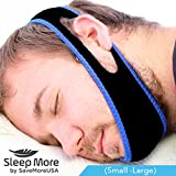 chin straps for snoring and sleep apnea