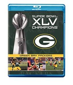 NFL Super Bowl XLV: Green Bay Packers Champions [Blu-ray] from Vivendi Entertainment