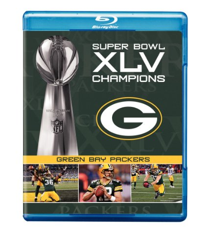 NFL Super Bowl XLV: Green Bay Packers Champions [Blu-ray] from Vivendi Entertainment