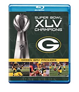 NFL Super Bowl XLV Champions: Green Bay Packers [Blu-ray]