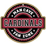 NFL Man Cave Fan Zone Wood Signs