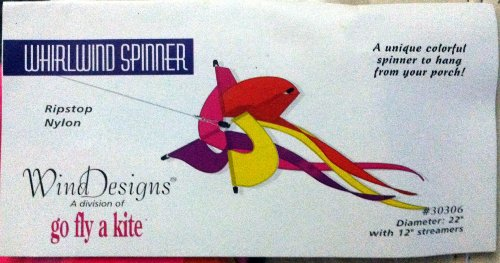 Whirlwind Spinner Wind Powered Spinner For Your Home
