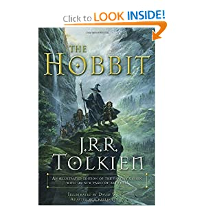 The Hobbit: An Illustrated Edition of the Fantasy Classic by Charles Dixon, J. R. R. Tolkien and David Wenzel