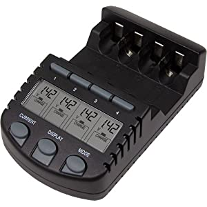 La Crosse Technology BC-700 Alpha Power Battery Charger $28.59