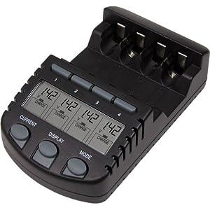 La Crosse Technology BC-700 Alpha 电池充电器