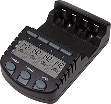 La Crosse Technology BC-700 Alpha Power Battery Charger $26.69