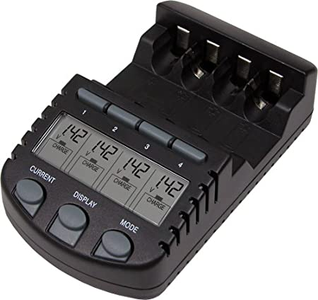 La Crosse Technology BC-700 Alpha Power AA/AAA Battery Charger $29.99