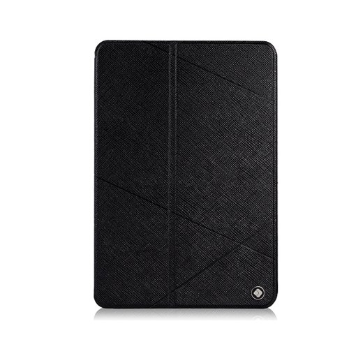 Joyroom Apple Ipad Mini 2 Aspect Case - Slim Fit Leather Smart Cover With Auto Sleep / Wake Feature (2013 Edition) - Pink