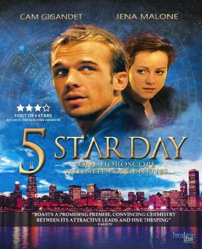 Cover art for  5 Star Day [Blu-ray]