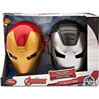 Disney Marvel Avengers Initiative Iron Man 2-in-1 Mask Exclusive Mask Set