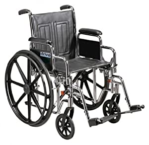 Heavy Duty Self Propel Bariatric Wheelchair Various Sizes Available