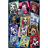 (22x34) Monster High Snapshots Poster