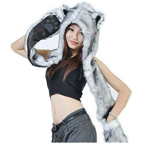 husky-full-animal-hoodie-hat-3-in-1-function-faux-fur