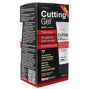 Novex Biotech Cutting Gel Epidril, 2 oz. From Novex Biotech