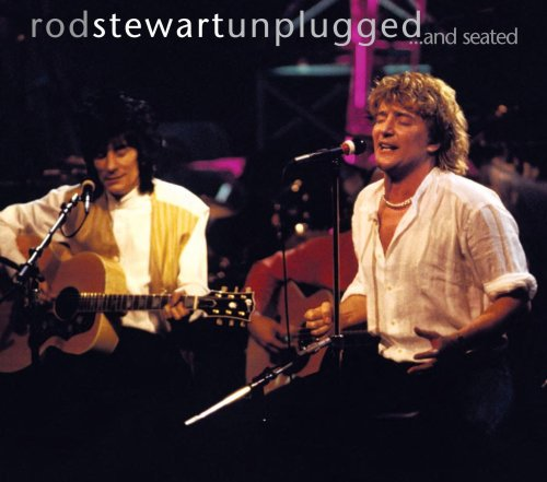 Rod Stewart - Unplugged...and Seated (Collector