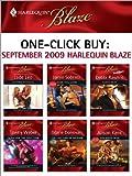 One-Click Buy: September 2009 Harlequin Blaze