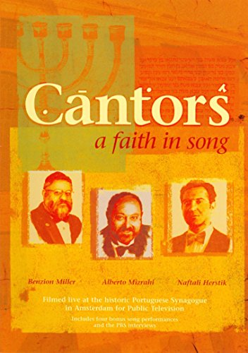 Cantors - A Faith In Song