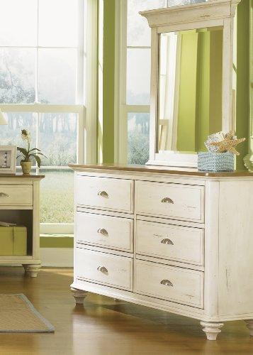 Ocean Isle 6 Drawer Dresser front-774026