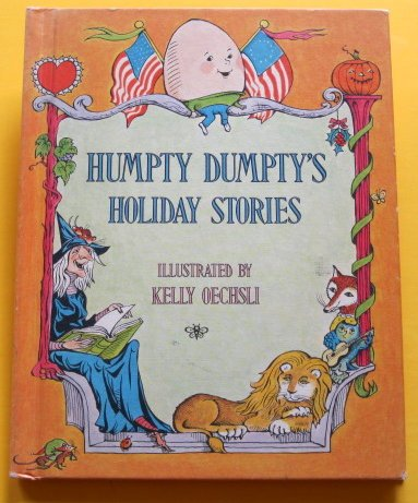 Humpty Dumpty's Holiday Stories