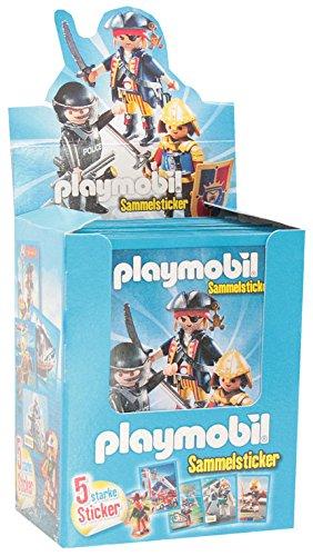 Blue Ocean – Playmobil 2015 – Sammelsticker – Display (50 Tüten) jetzt kaufen