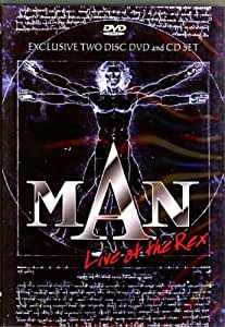 MAN - LIVE AT THE REX 2005 *NON-RETURNABLE*