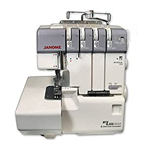 amazon   janome 634d mylock electronic serger by the each