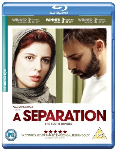 Развод Надера и Симин / Jodaeiye Nader az Simin / A Separation (2011) BDRip