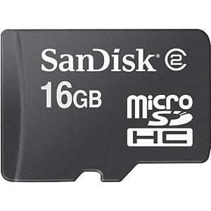 SanDisk 16GB Mobile Ultra Microsd Card