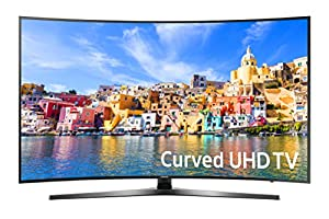 Samsung UN78KU7500FXZA Curved 78-Inch 4K Ultra HD Smart LED TV (2016 Model)
