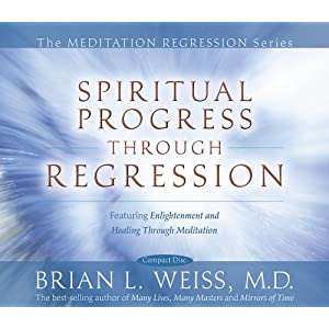 Spiritual Progress Through Regression (The Meditation Regression)Audio CD