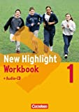 img - for New Highlight 1. Workbook mit Einf hrungskurs und Audio-CD. 5. Schuljahr. Allgemeine Ausgabe book / textbook / text book