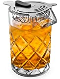 Mixing Glass with Stainless Steel Strainer - 400ml