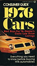 Cars Consumer Guide 1976