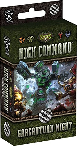High Command: Gargantuan Might Board Games