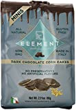 Element Mini Corn Cakes, Dark Chocolate, 2.11 Ounce