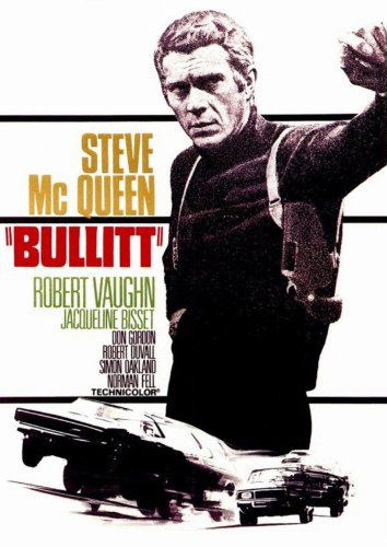 Bullitt on Amazon Prime Instant Video UK