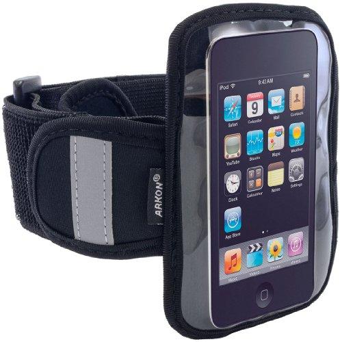 Arkon Armband for iPod Sports Running Jogging Neoprene Armband Holder for Apple iPod touch