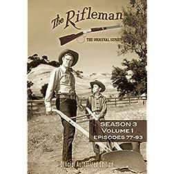 Rifleman Season 3 Vol 1