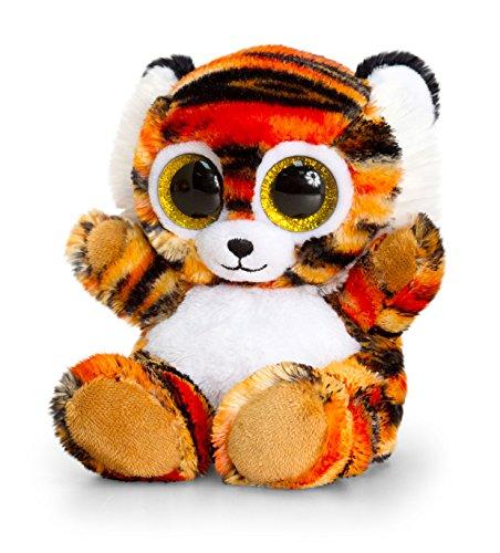 Keel Toys sf044415cm animotsu Tigre en peluche