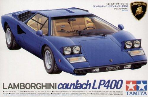 Tamiya 1:24 Lamborghini Countach LP400