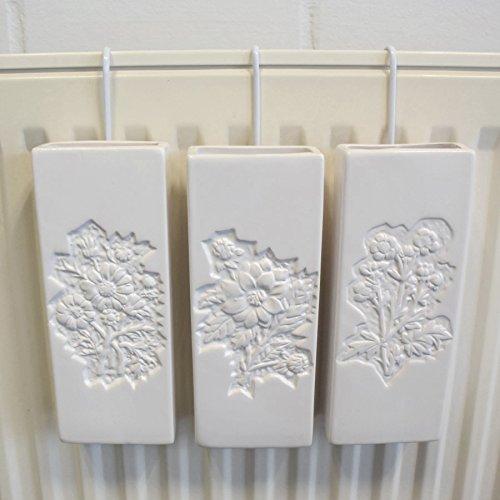 5-x-Luftbefeuchter-Verdampfer-Heizkrper-Blumen-Heizung-Dolomit