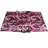 Super Drool Glorious Magic Magenta Table Runner