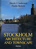 img - for Stockholm - Architecture and Townscape: book / textbook / text book