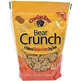 Charlee Bear Grain-Free Bear Crunch Chicken, Pumpkin & Apple Flavor - Net Wt 8 oz.