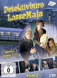 Detektivbüro LasseMaja - Staffel 1.2 (inkl. Episode 7 - 12) [2 DVDs]
